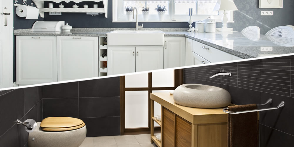 Bathroom Renovations And Kitchen Installations In Berkshire